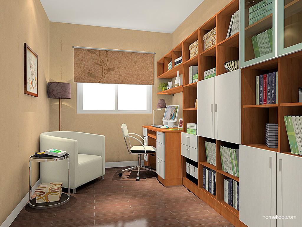 新实用主义书房家具C14803