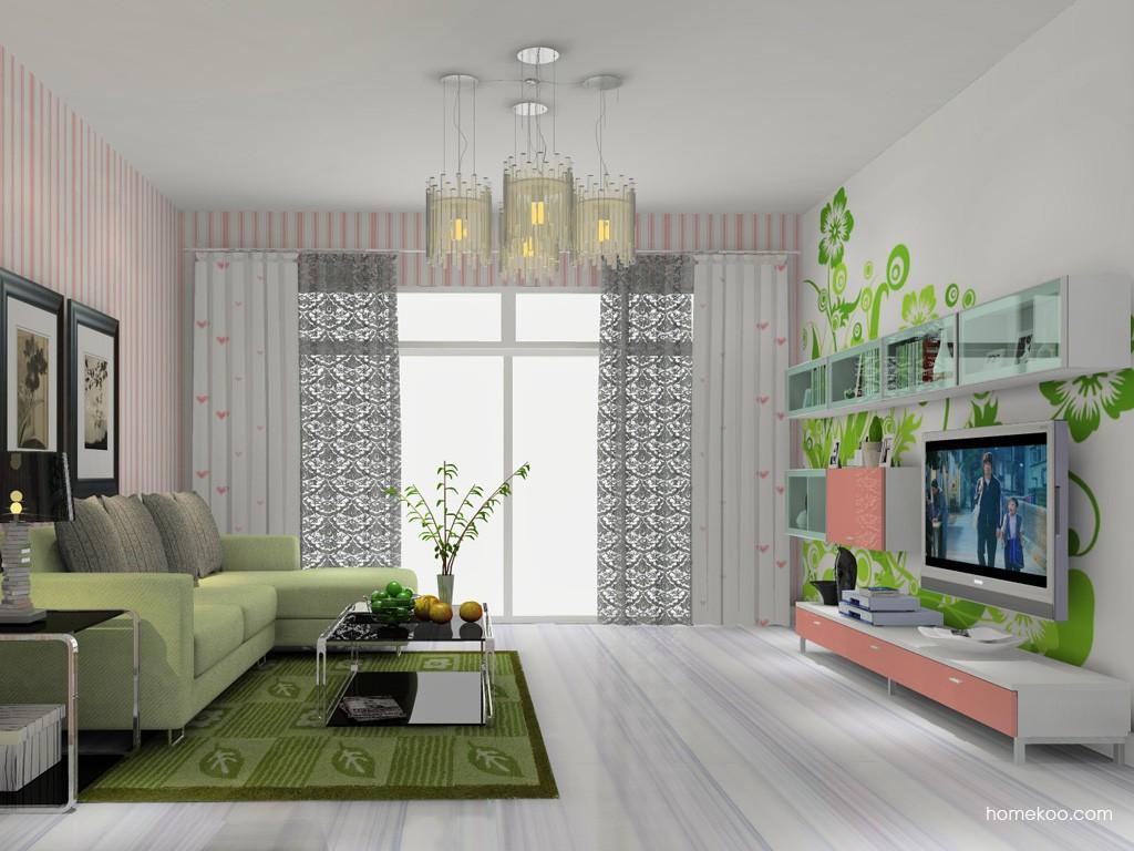 浪漫主义客厅家具D14135
