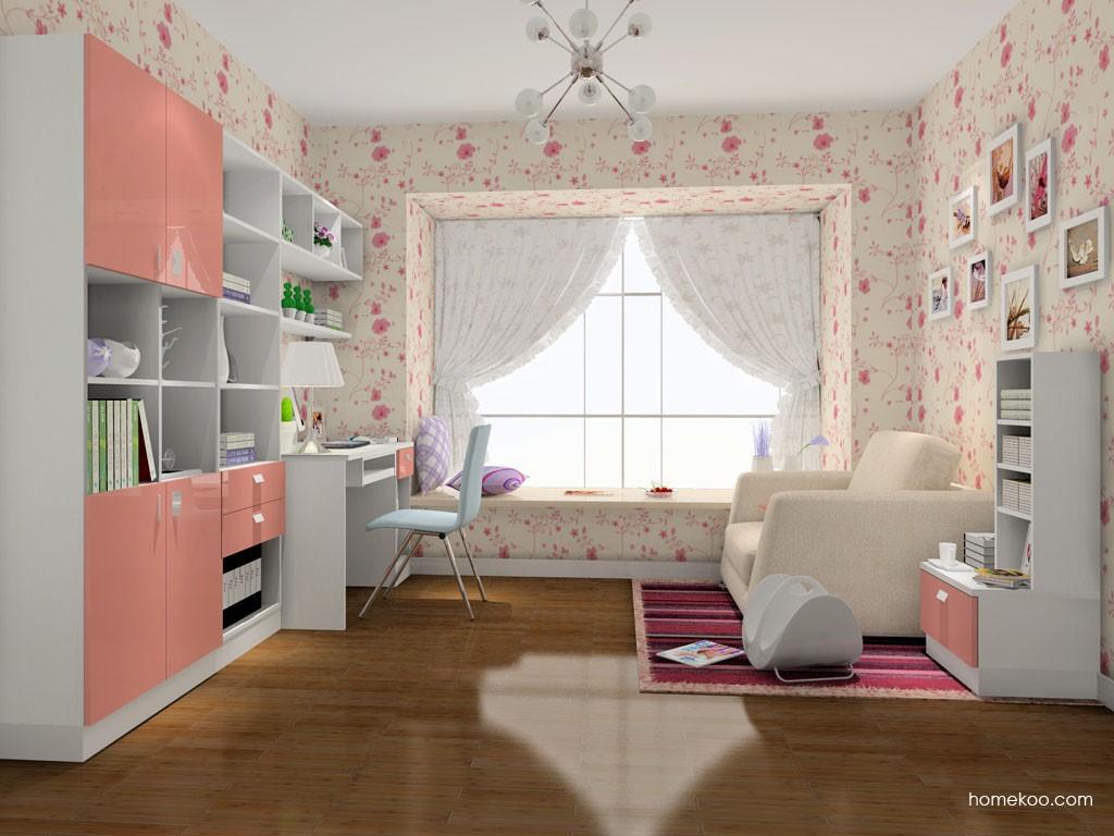 浪漫主义书房家具C14833