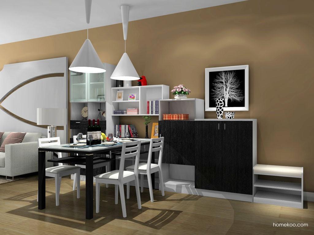 简约主义餐厅家具E11123