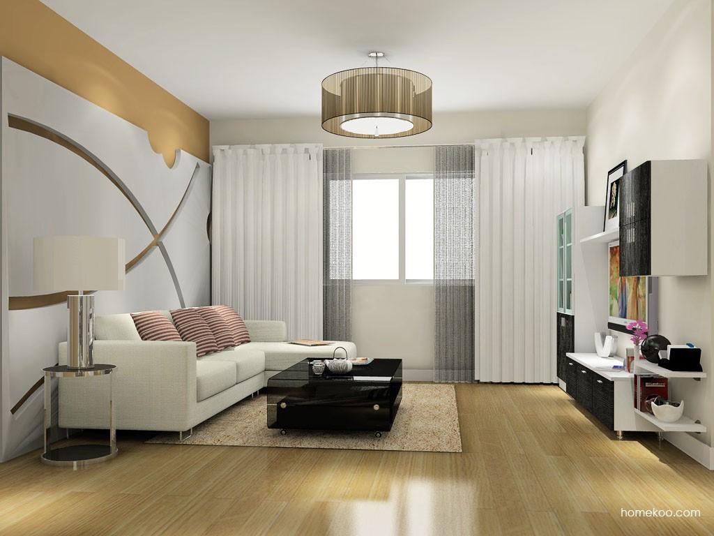简约主义客厅家具D14140