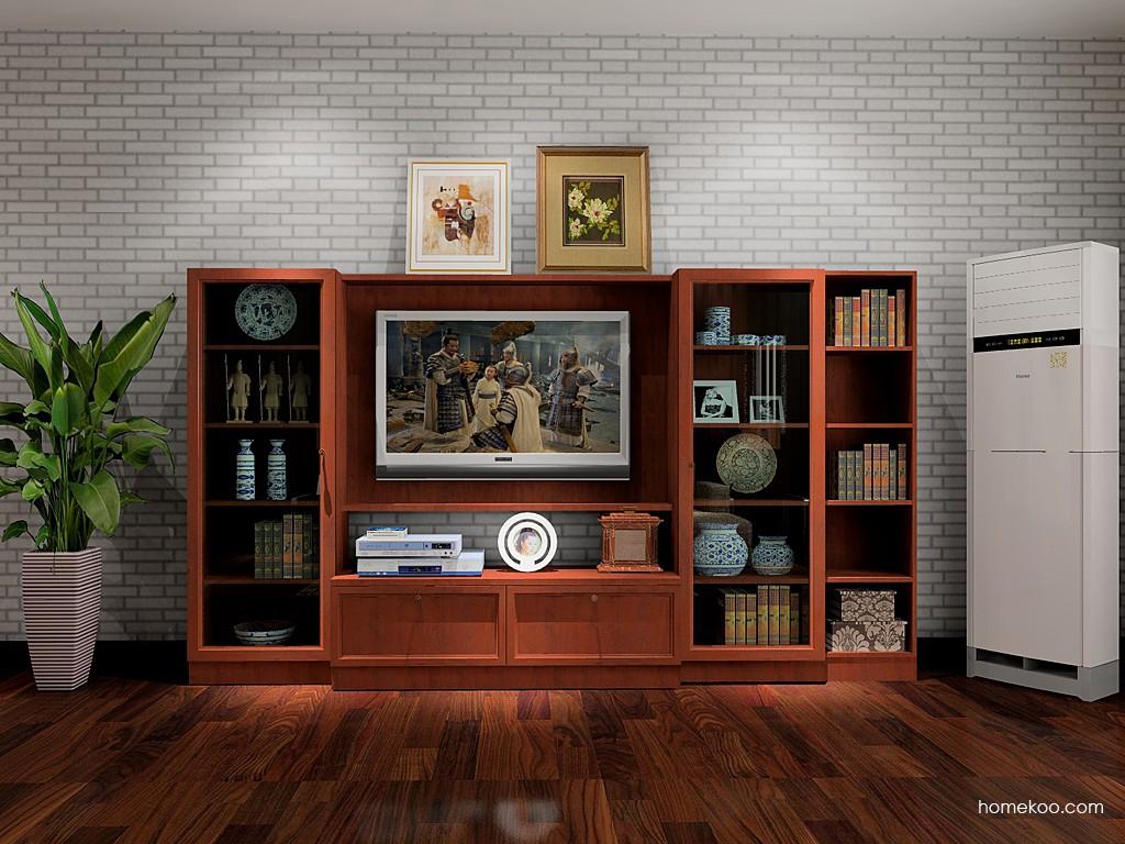 新中式主义客厅家具D14143