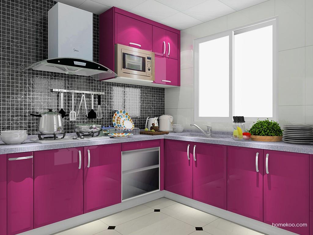 紫晶魅影橱柜F13783