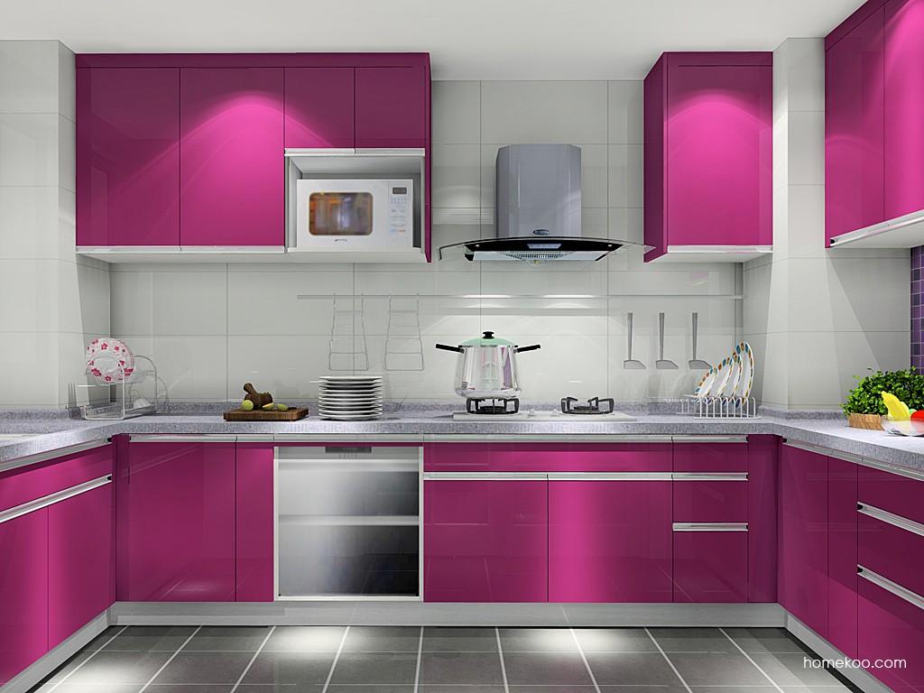 紫晶魅影橱柜F13792