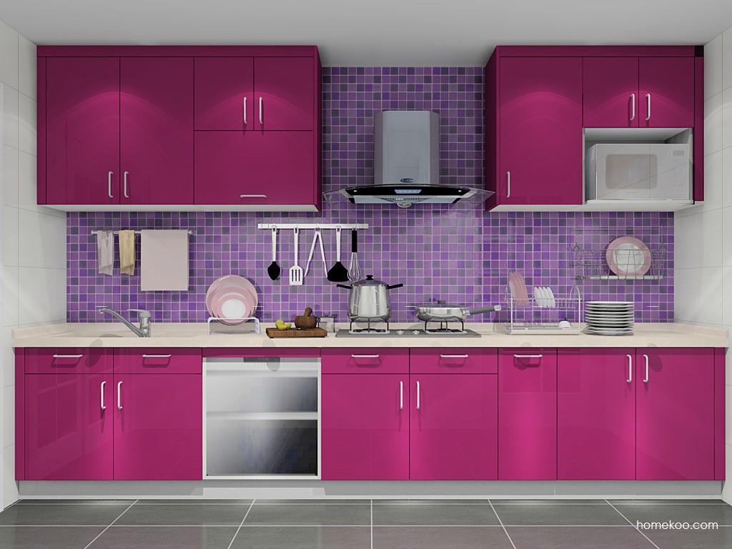 紫晶魅影橱柜F13793
