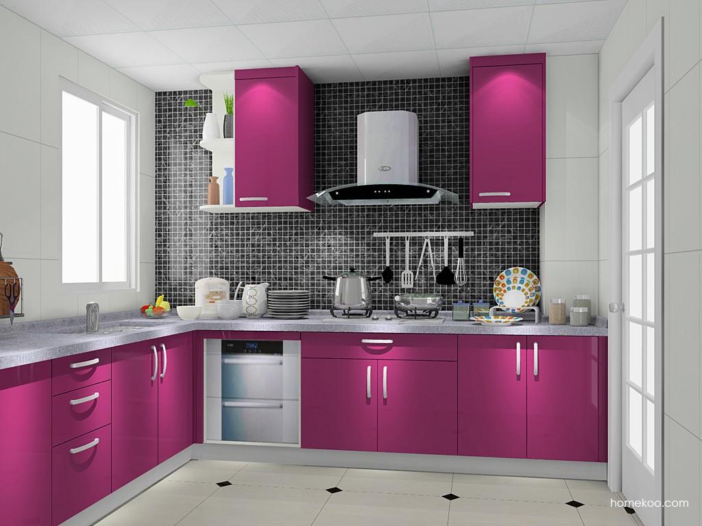 紫晶魅影橱柜F13817