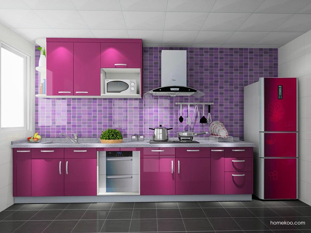紫晶魅影橱柜F13835