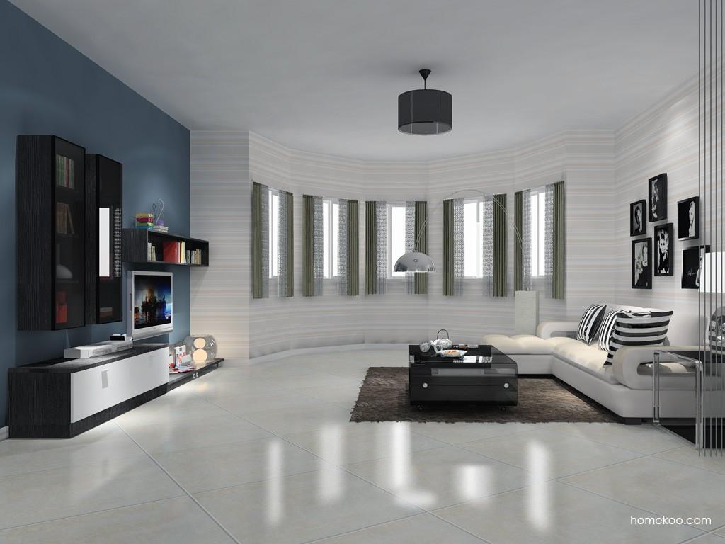 简约主义客厅家具D14152