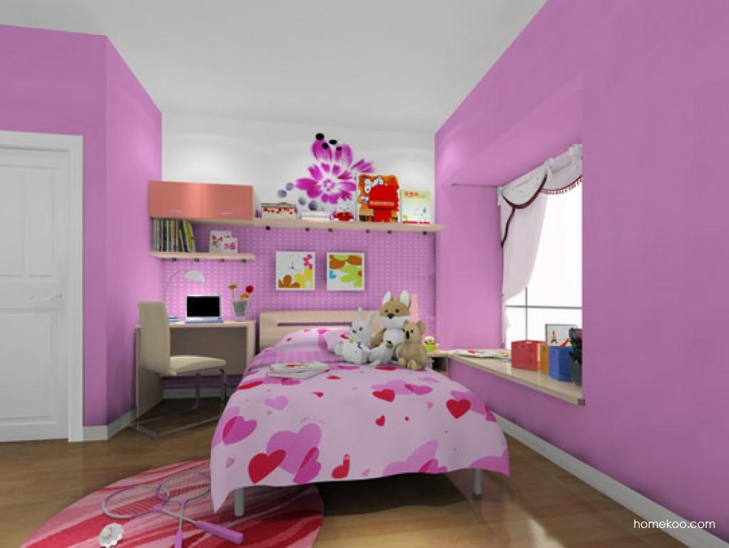 女孩的梦青少年房B12561