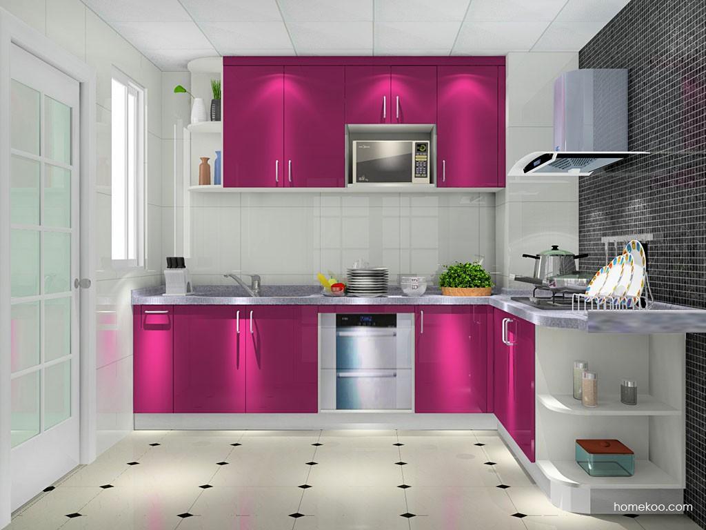 紫晶魅影橱柜F13862