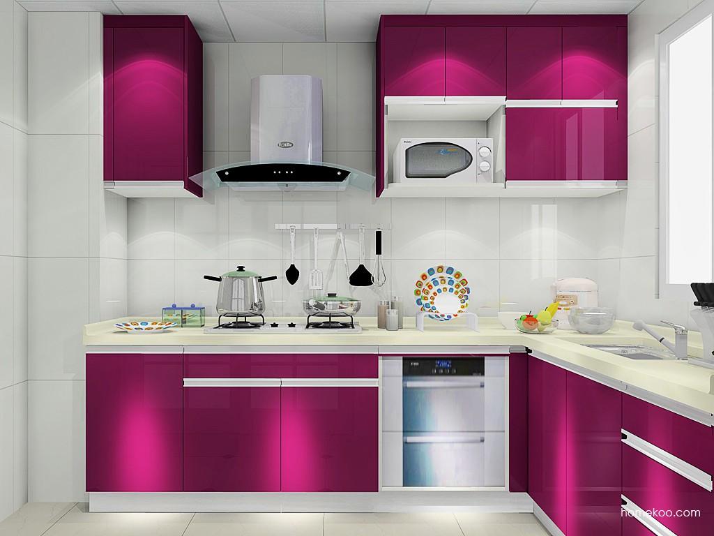 紫晶魅影橱柜F13865