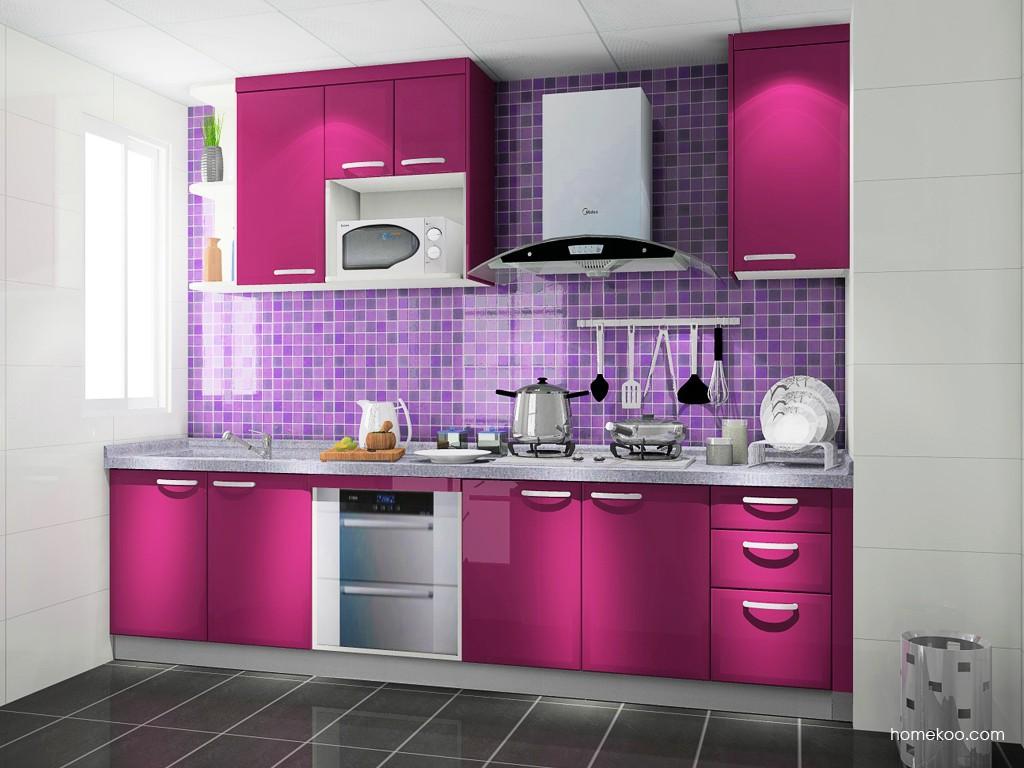 紫晶魅影橱柜F13871