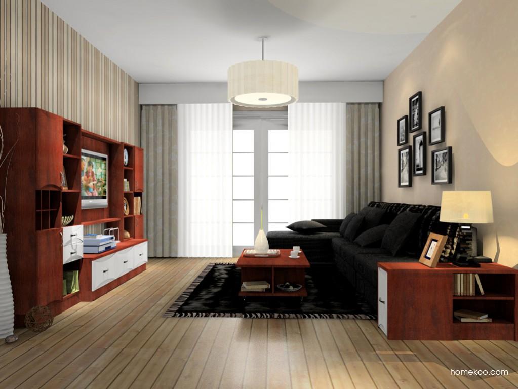 挪威月色客厅家具D14157