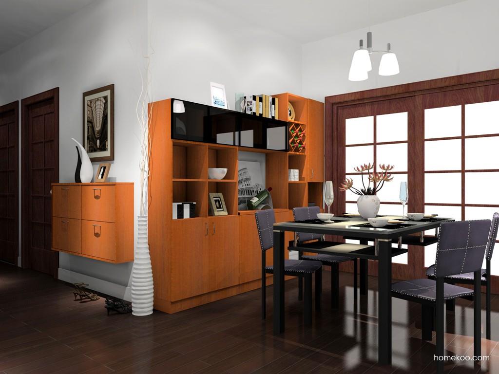 芭堤雅餐厅家具E11146