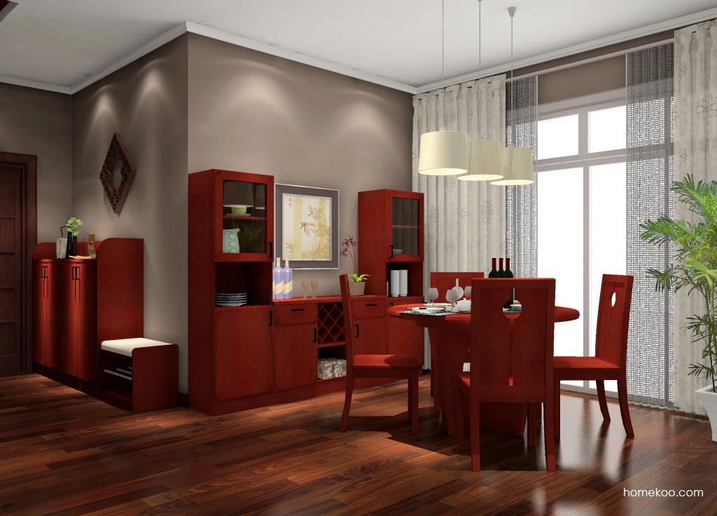 中国韵餐厅家具E11151