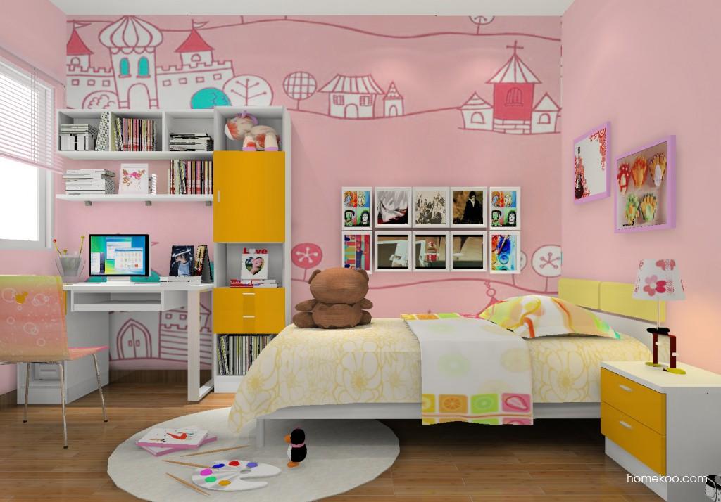 女孩的梦青少年房B12633