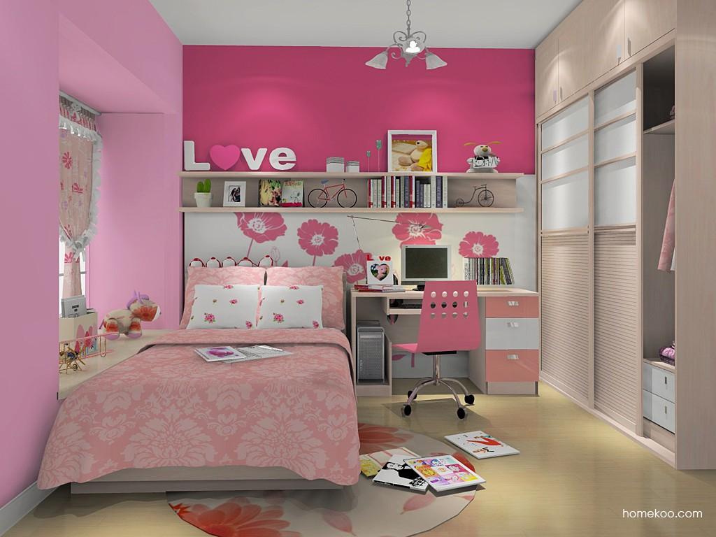 女孩的梦青少年房B12647