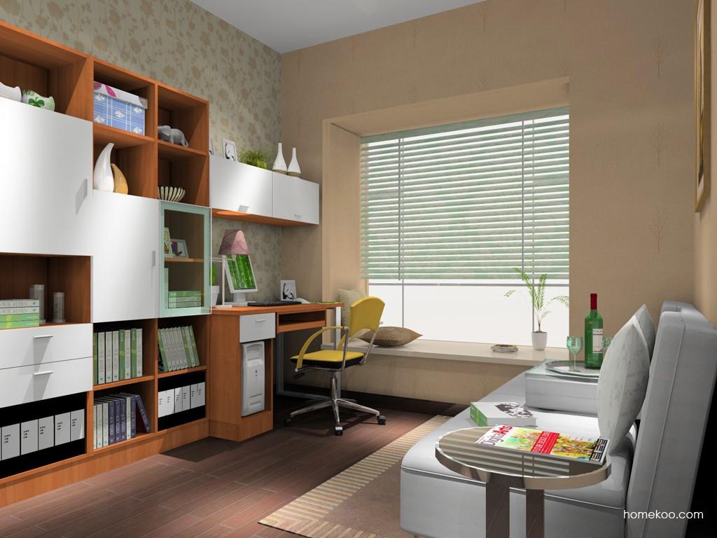 新实用主义书房家具C14971