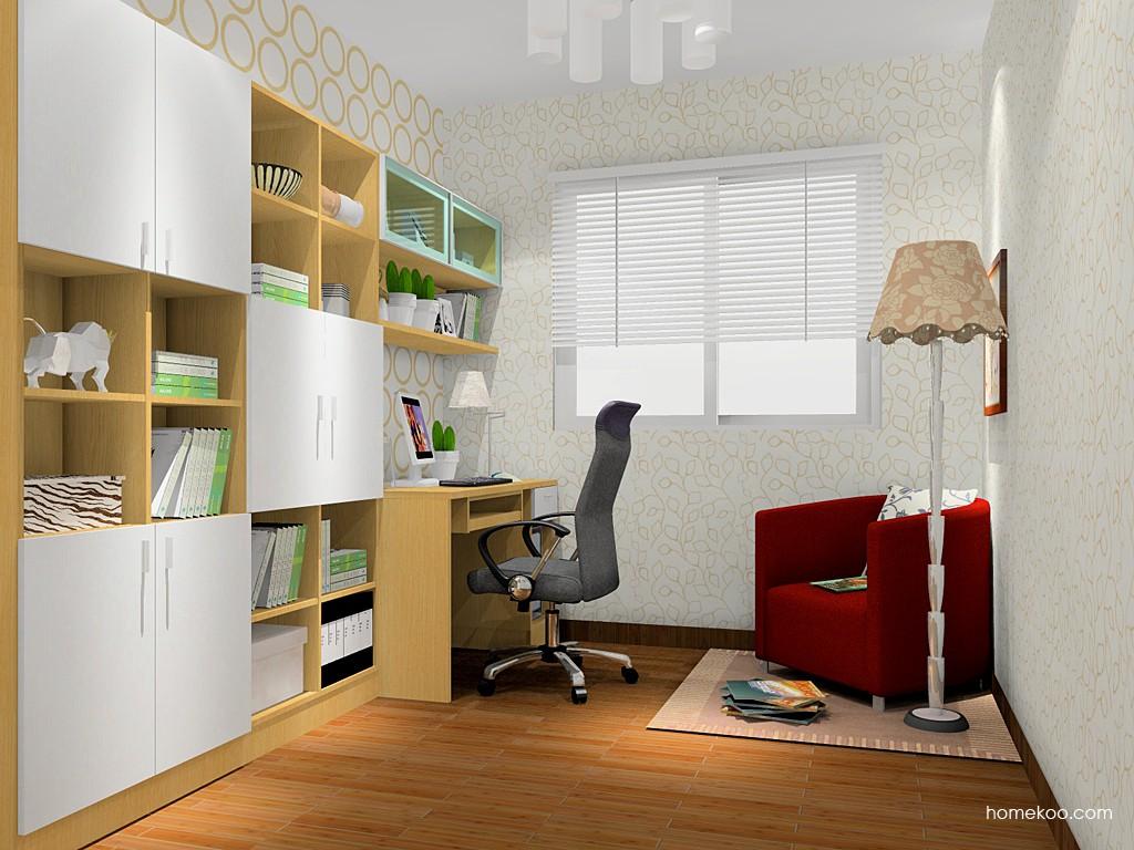 新实用主义书房家具C14978