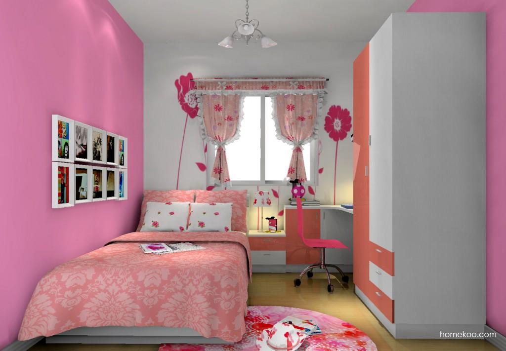 女孩的梦青少年房B12678