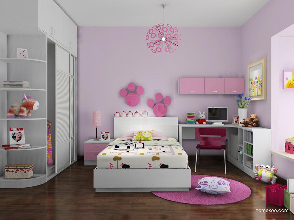女孩的梦青少年房B12690