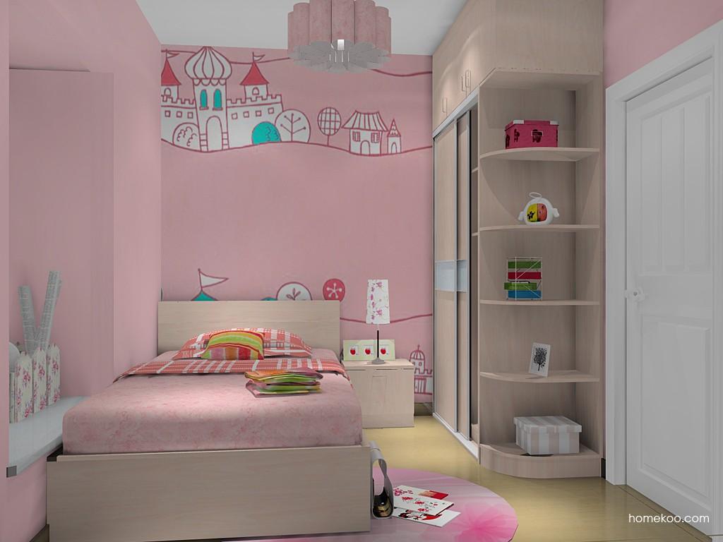 女孩的梦青少年房B12707