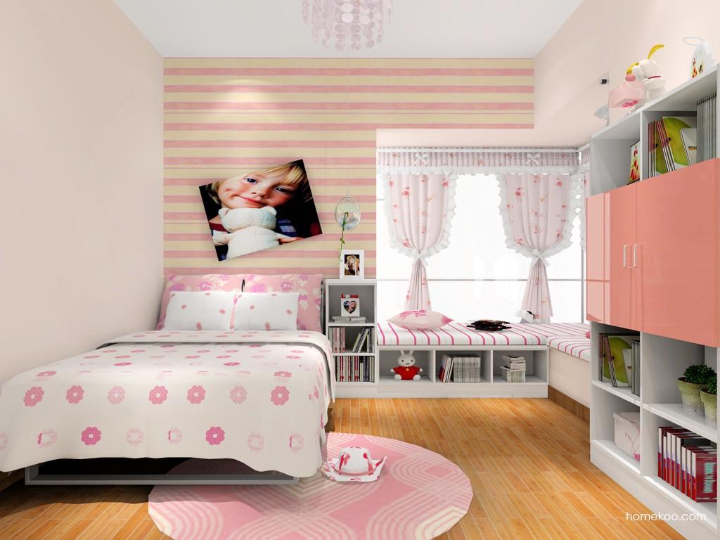女孩的梦青少年房B12779