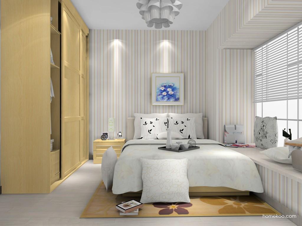 丹麦本色卧房家具A14999