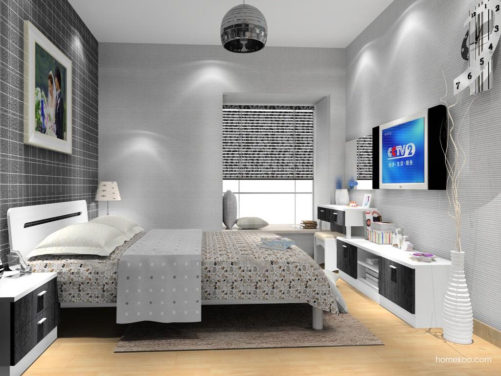 简约主义卧房家具A15013