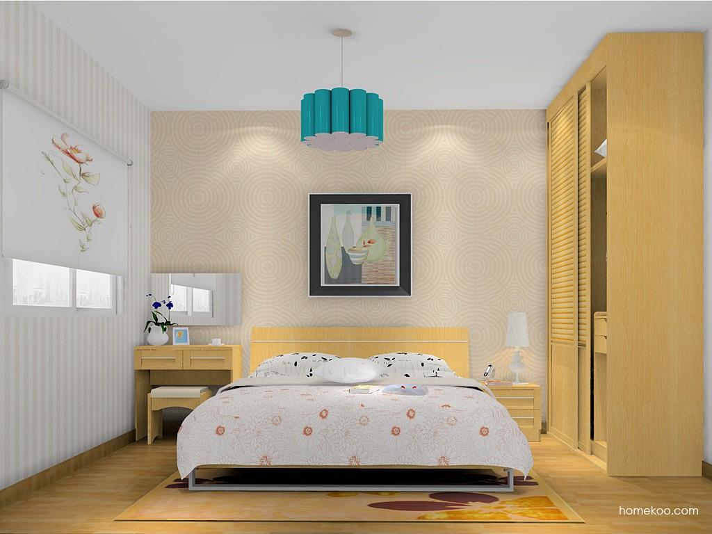 丹麦本色卧房家具A15032