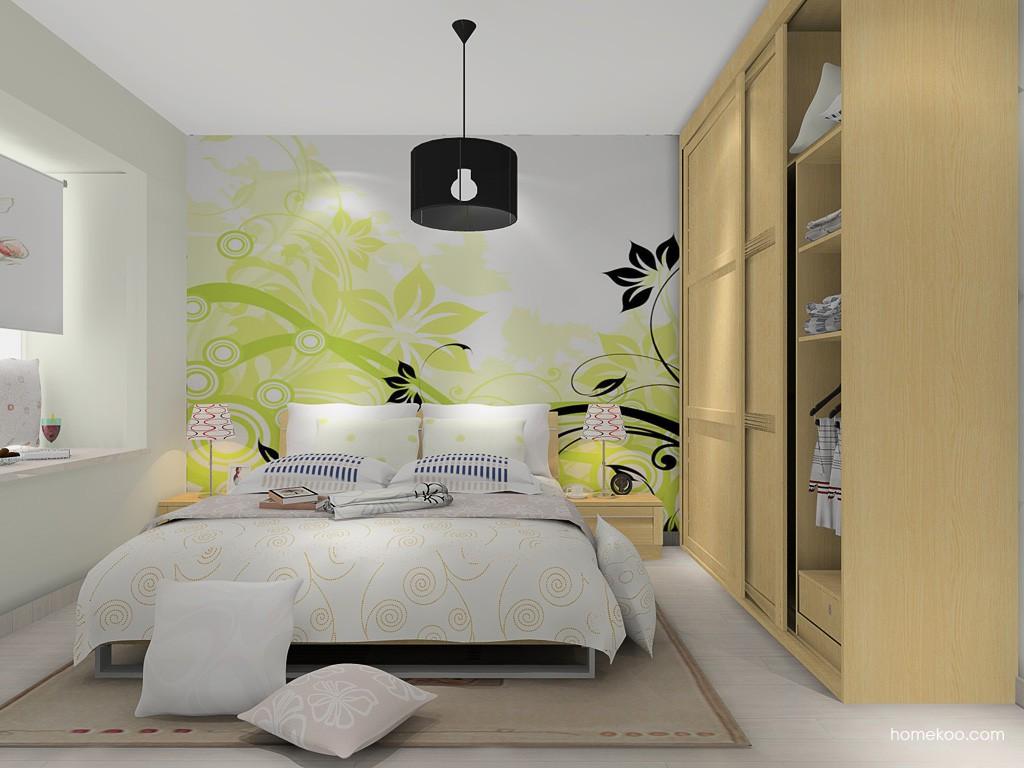 丹麦本色卧房家具A15035