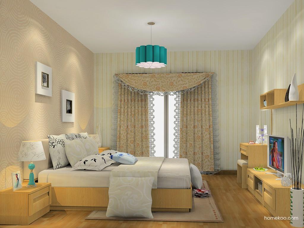 丹麦本色卧房家具A15041