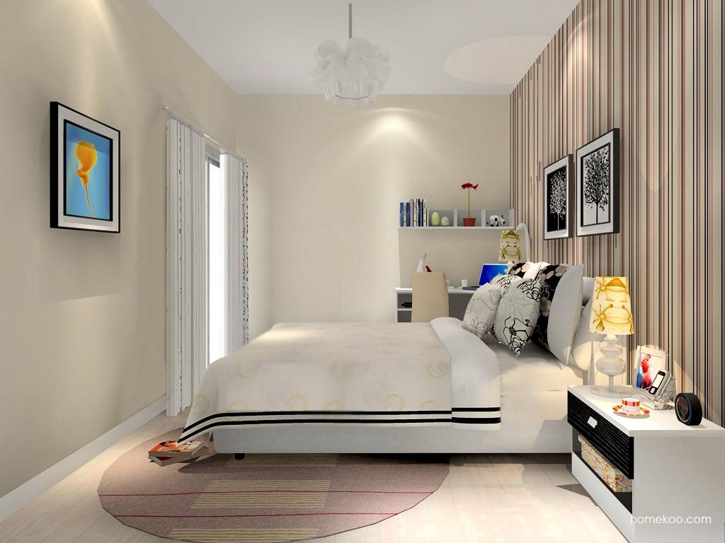 简约主义卧房家具A15043