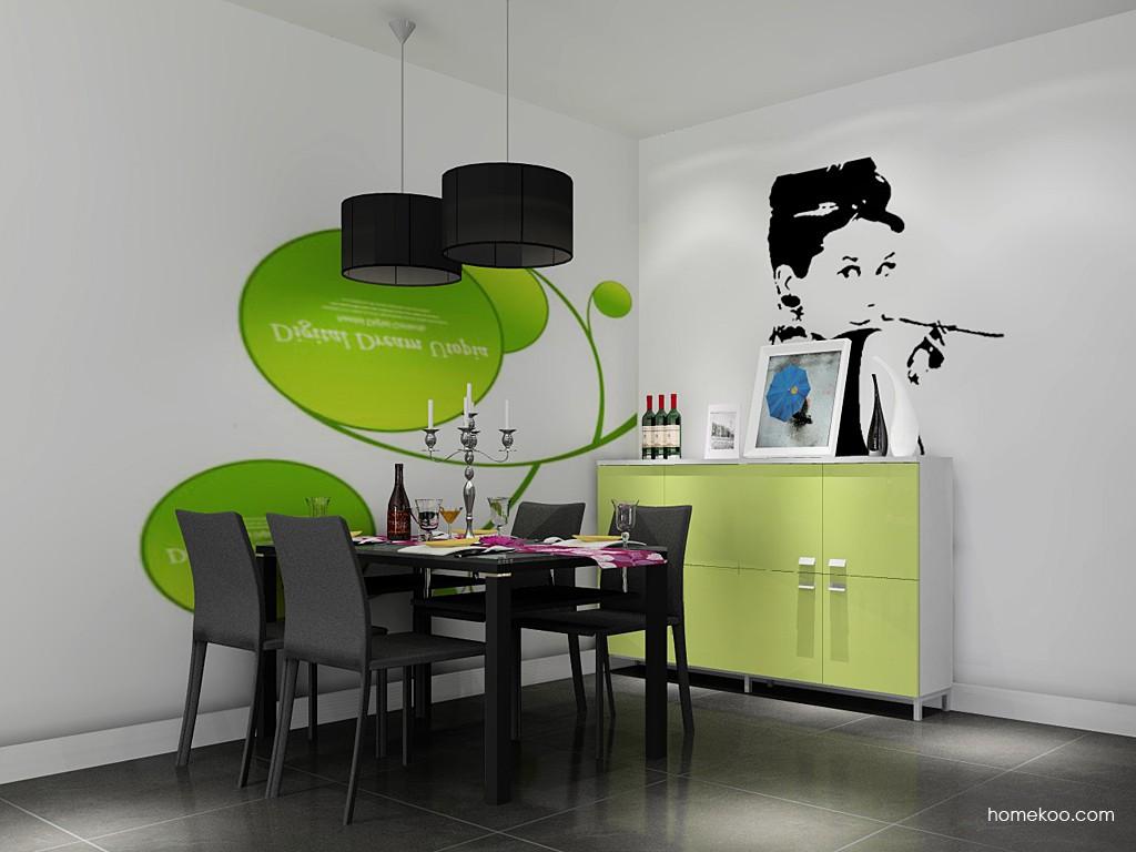 浪漫主义餐厅家具E11188
