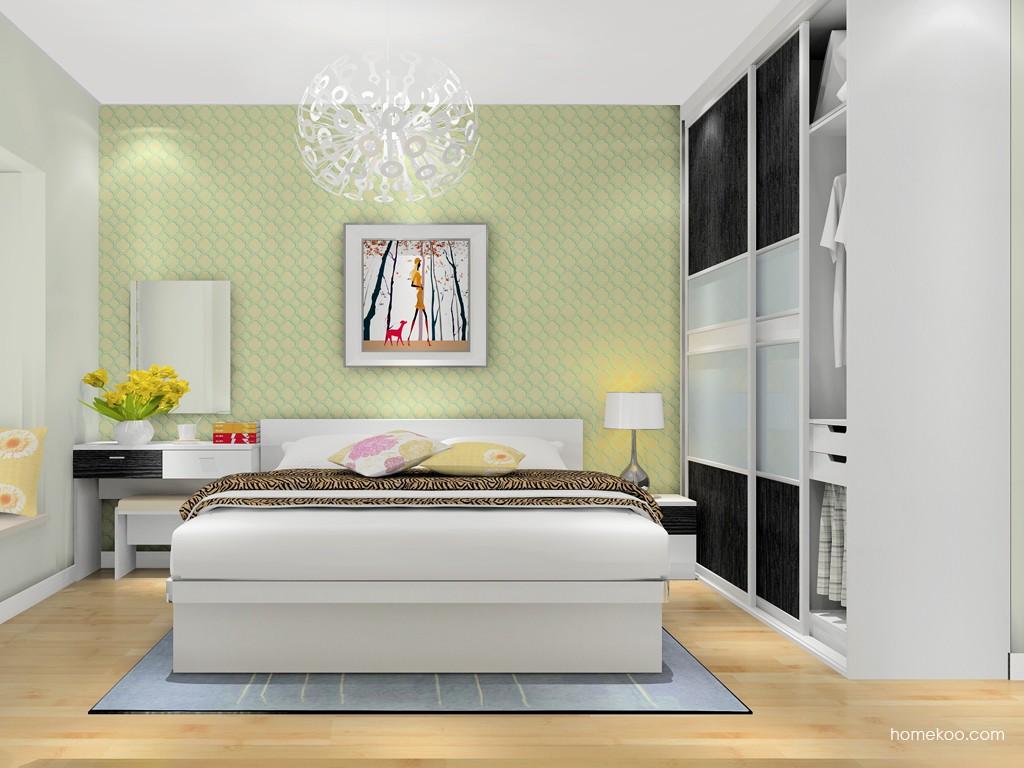 简约主义卧房家具A15071