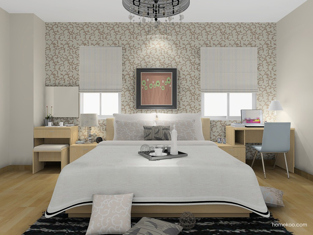 新实用主义卧房家具A15050