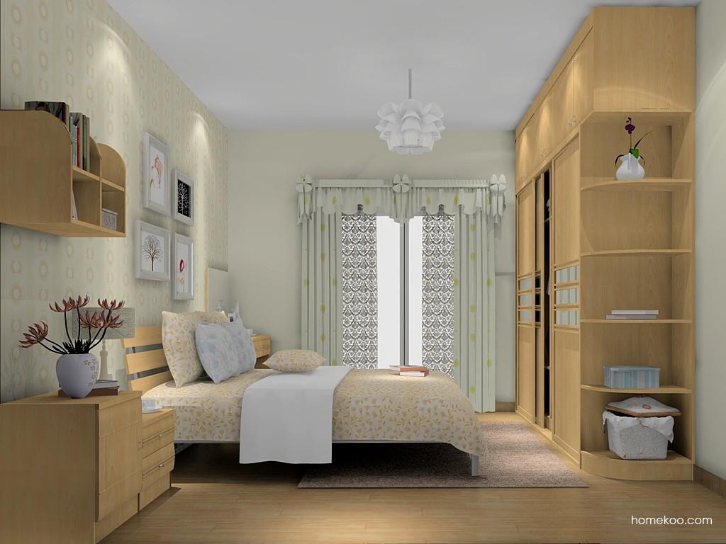 北美枫情卧房家具A15085