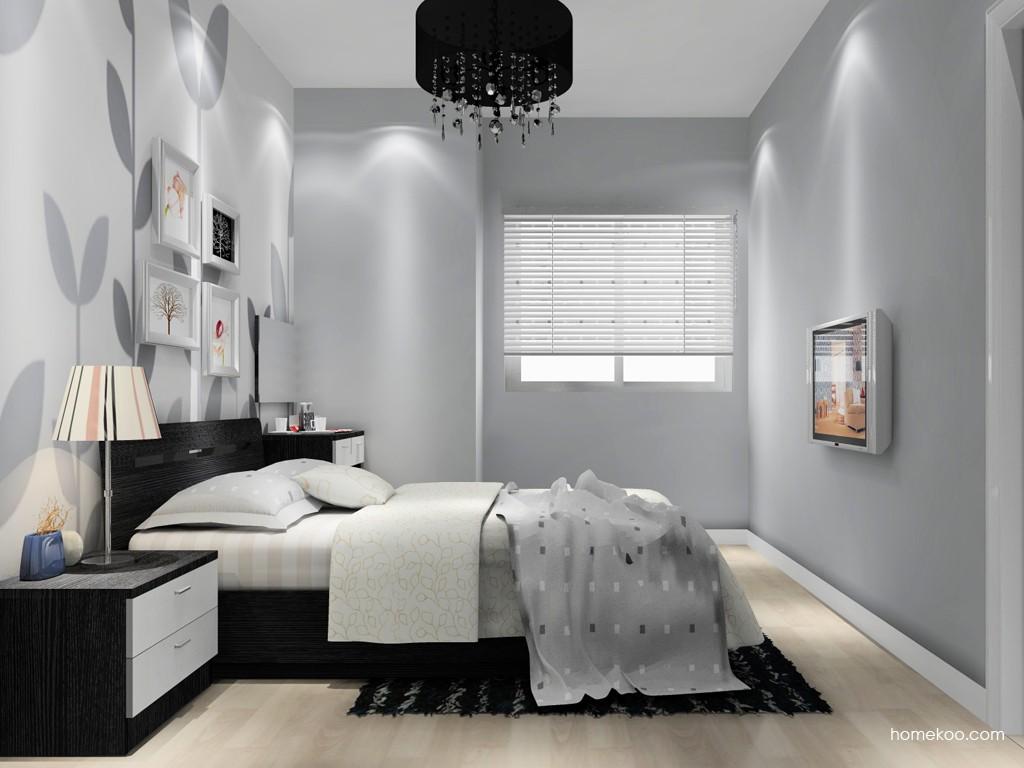 简约主义卧房家具A15100