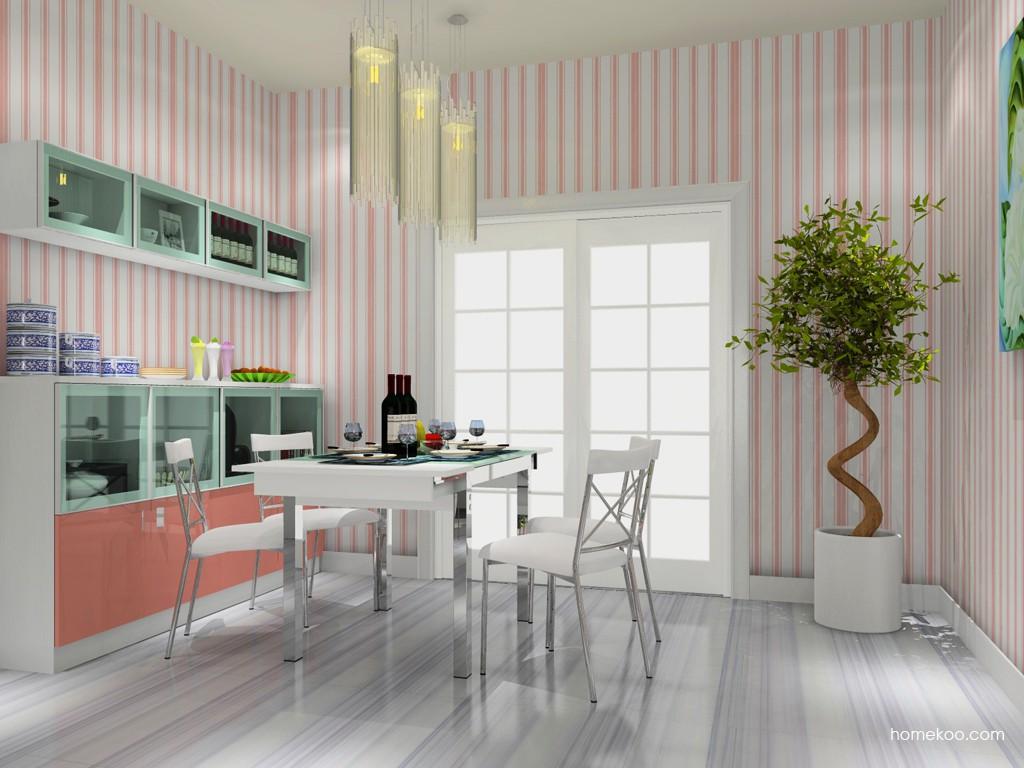 浪漫主义餐厅家具E11201