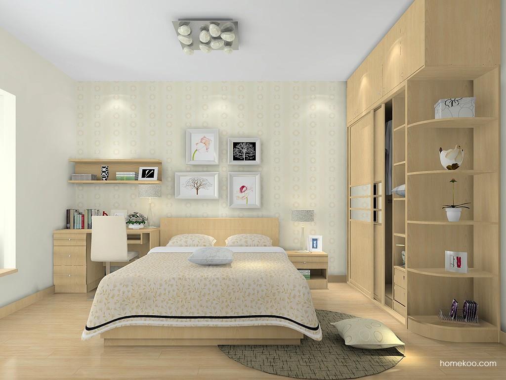北美枫情卧房家具A15129