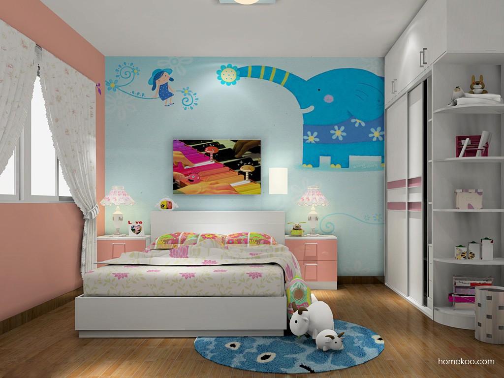 女孩的梦青少年房B12878