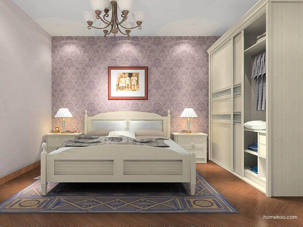 英伦印象卧房家具A15158