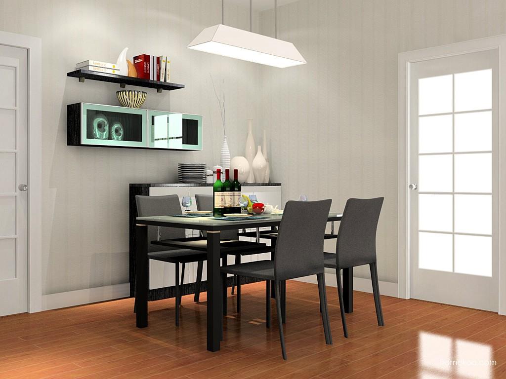 简约主义餐厅家具E11211