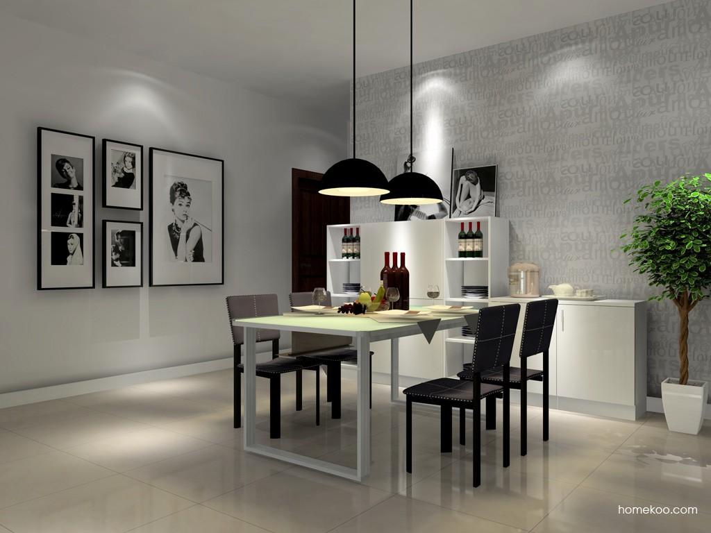 新实用主义餐厅家具E11213