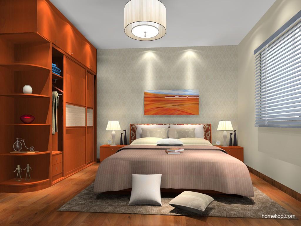 加州梦卧房家具A15189