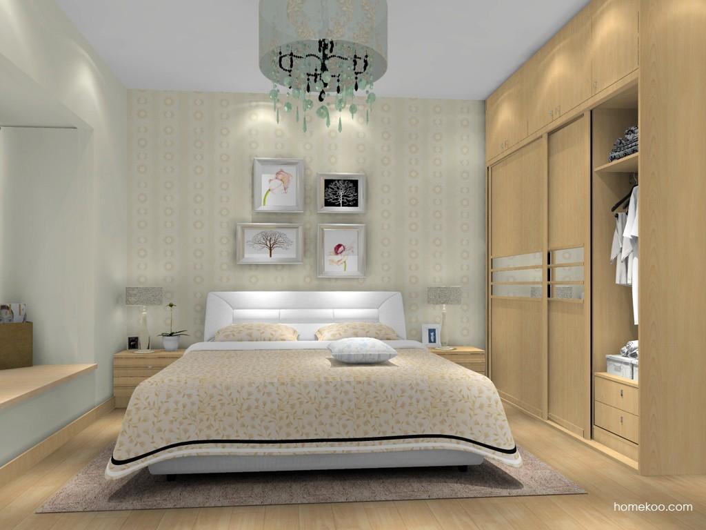 北美枫情卧房家具A15205