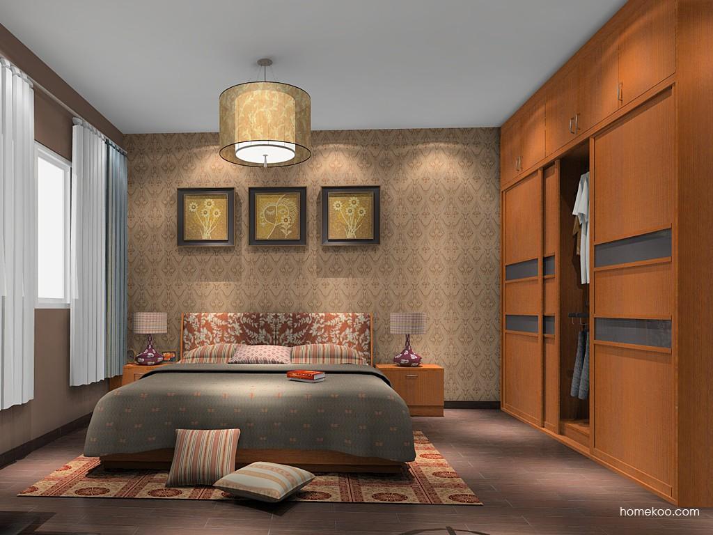芭堤雅卧房家具A15210