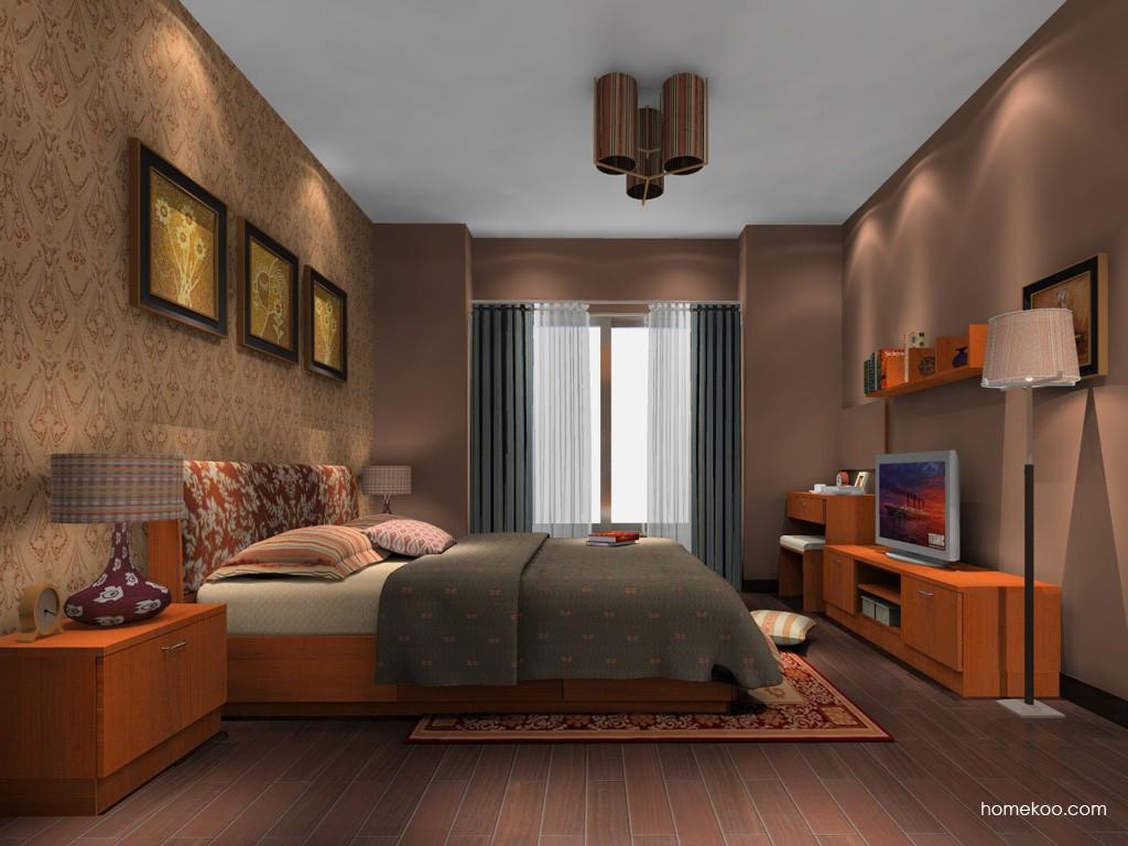 芭堤雅卧房家具A15219