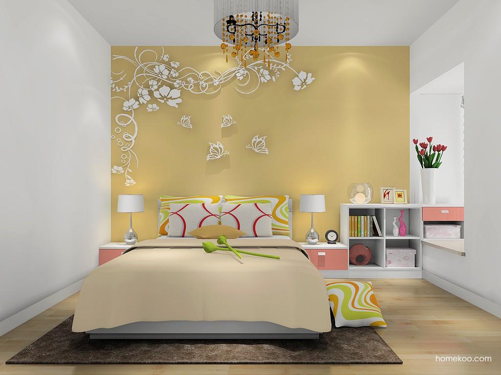 浪漫主义卧房家具A15233