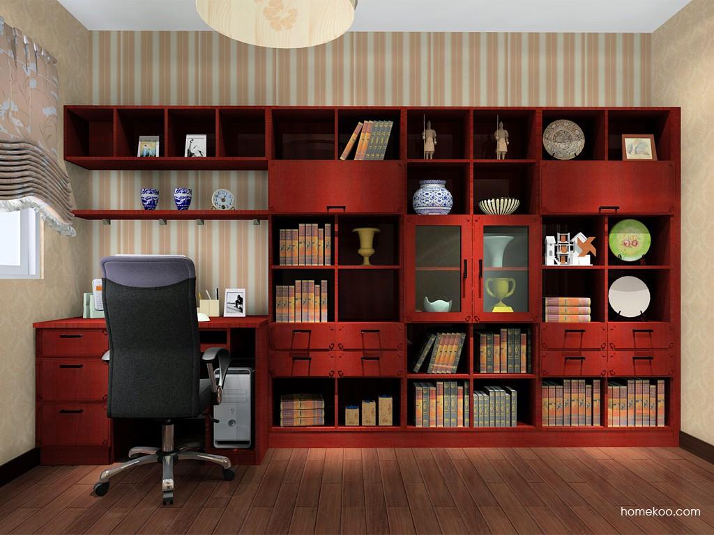 中国韵书房家具C15156